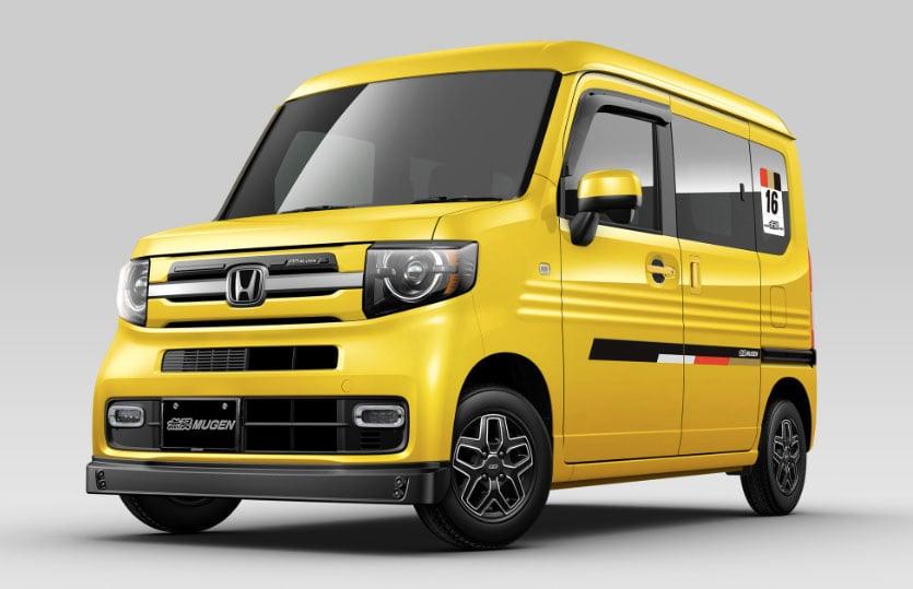 Cr V 2019 >> Mugen Honda akan bawa Insight, CR-V, N-Van yang ditala dan Prototaip Mugen Civic Type R ke TAS ...
