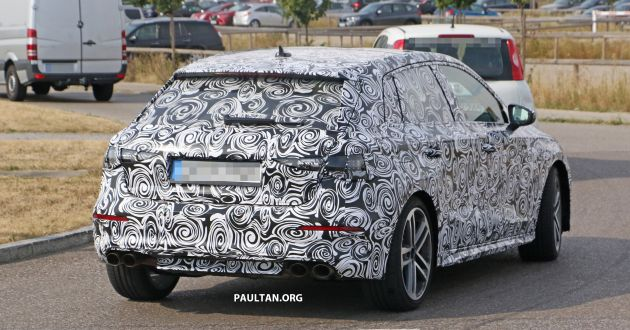 SPYSHOT: New Audi A3, S3 spotted for the first time!