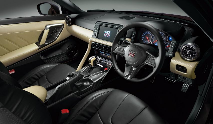 Nissan GT-R edisi istimewa kerjasama dengan bintang tenis Naomi Osaka – 50 unit, untuk Jepun sahaja Image #904075