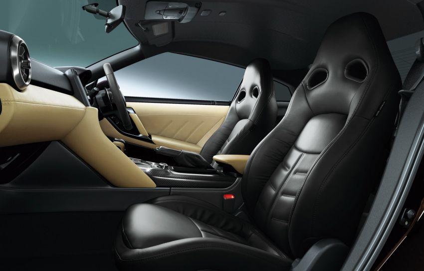 Nissan GT-R edisi istimewa kerjasama dengan bintang tenis Naomi Osaka – 50 unit, untuk Jepun sahaja Image #904076
