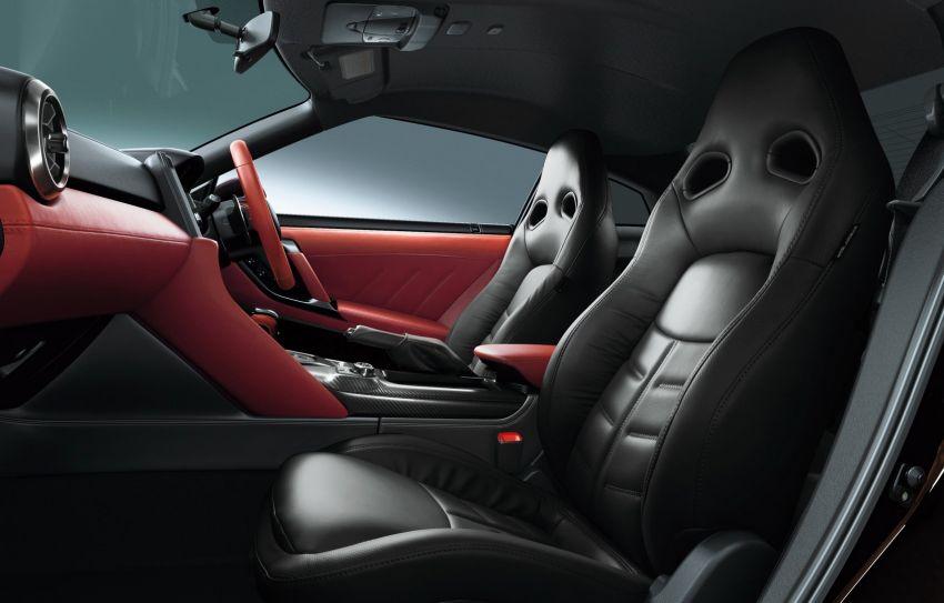 Nissan GT-R edisi istimewa kerjasama dengan bintang tenis Naomi Osaka – 50 unit, untuk Jepun sahaja Image #904079