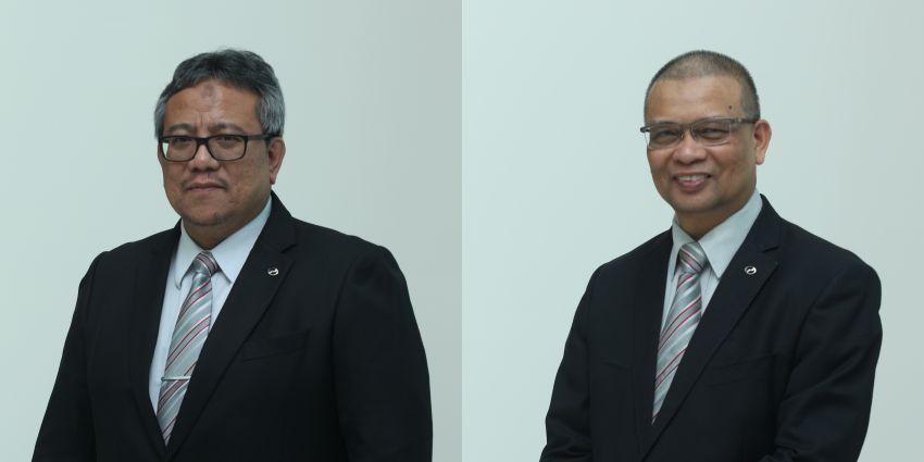 Perodua umum pelantikan Zainal Abidin Ahmad sebagai CEO baharu bagi menggantikan Aminar Image #901962