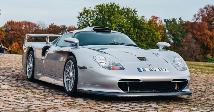 VIDEO: Top five most expensive Porsches of all time Image #899301