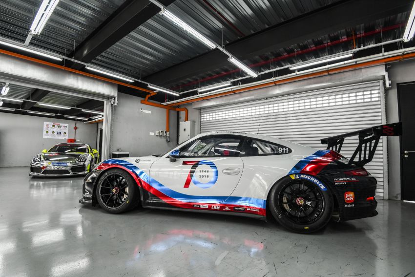 Porsche Experience Centre Sepang looks back on a successful 2018 – 41 track days, 668 participants Image #899161