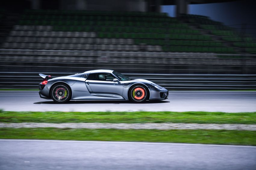 Porsche Experience Centre Sepang looks back on a successful 2018 – 41 track days, 668 participants Image #899164