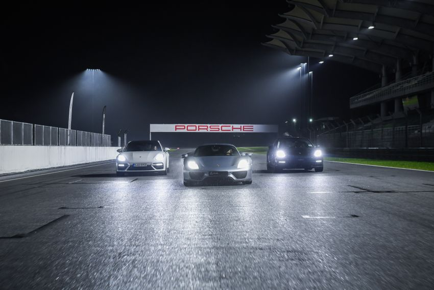 Porsche Experience Centre Sepang looks back on a successful 2018 – 41 track days, 668 participants Image #899166