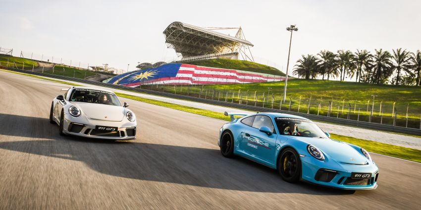 Porsche Experience Centre Sepang looks back on a successful 2018 – 41 track days, 668 participants Image #899167
