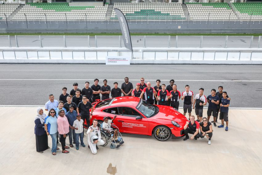 Porsche Experience Centre Sepang looks back on a successful 2018 – 41 track days, 668 participants Image #899170