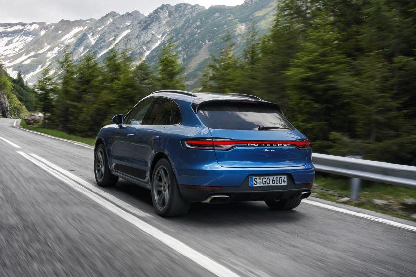 2019 Porsche Macan S – new 3.0L V6, 354 PS/480 Nm! Image #901171