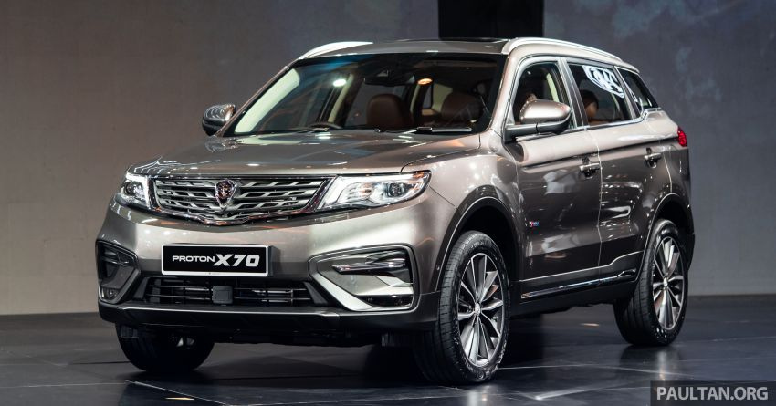 Proton X70 SUV: fixed prices across Malaysia – no more extra surcharge for Sabah and Sarawak! Image #901645