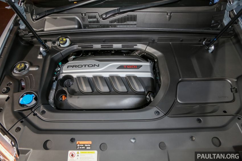 Proton X70 SUV launched in Malaysia, from RM99,800 Image #901692