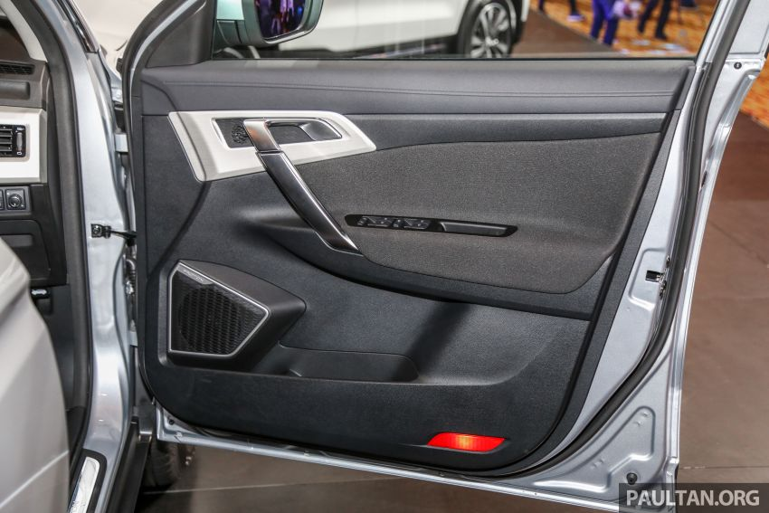 Proton X70 SUV launched in Malaysia, from RM99,800 Image #901699