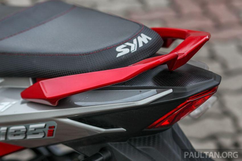 TUNGGANG UJI: SYM VF3i – bolehkah diambil sebagai alternatif kepada Yamaha Y15ZR dan Honda RS150R? Image #902395
