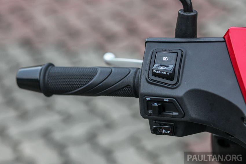 TUNGGANG UJI: SYM VF3i – bolehkah diambil sebagai alternatif kepada Yamaha Y15ZR dan Honda RS150R? Image #902403