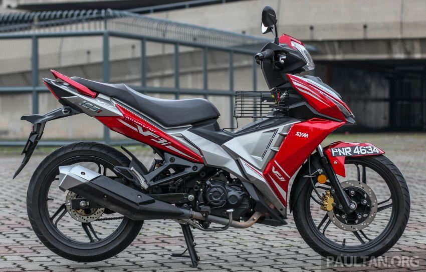 TUNGGANG UJI: SYM VF3i – bolehkah diambil sebagai alternatif kepada Yamaha Y15ZR dan Honda RS150R? Image #902382