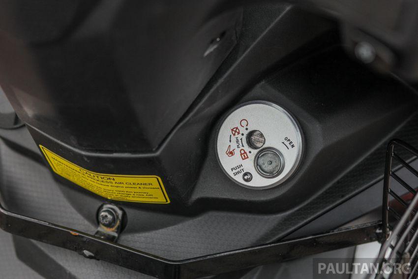 TUNGGANG UJI: SYM VF3i – bolehkah diambil sebagai alternatif kepada Yamaha Y15ZR dan Honda RS150R? Image #902417