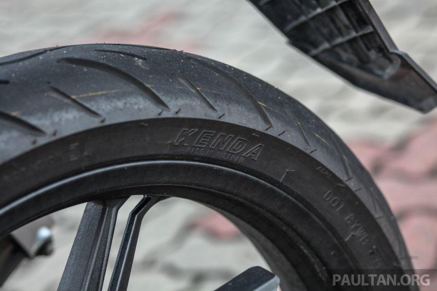 TUNGGANG UJI: SYM VF3i – bolehkah diambil sebagai alternatif kepada Yamaha Y15ZR dan Honda RS150R? Image #902418
