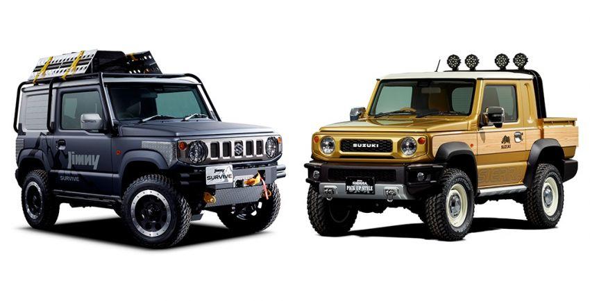 Suzuki announces Jimny, Swift Sport concepts for TAS Image #905297