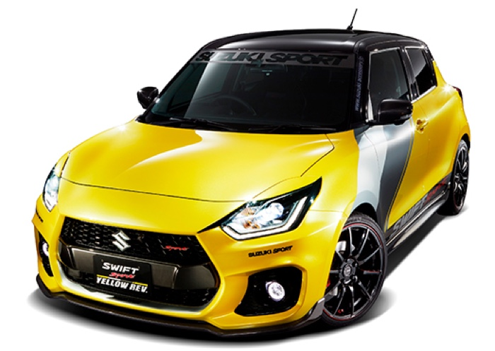 Suzuki announces Jimny, Swift Sport concepts for TAS Image #905298