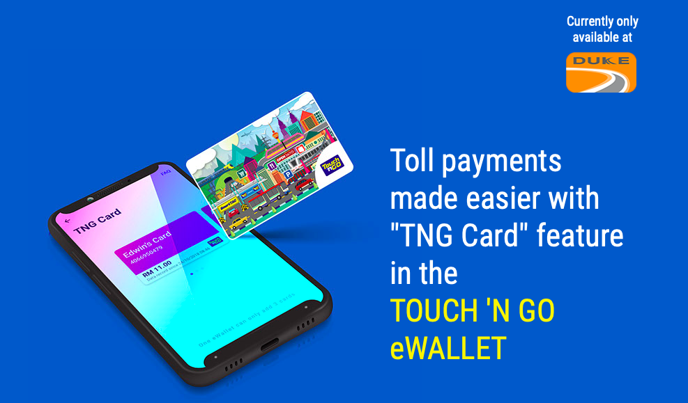 Touch N Go Ewallet Adds Tng Card Feature Bypasses Physical Card Balance Pilot Rollout On Duke Paultan Org