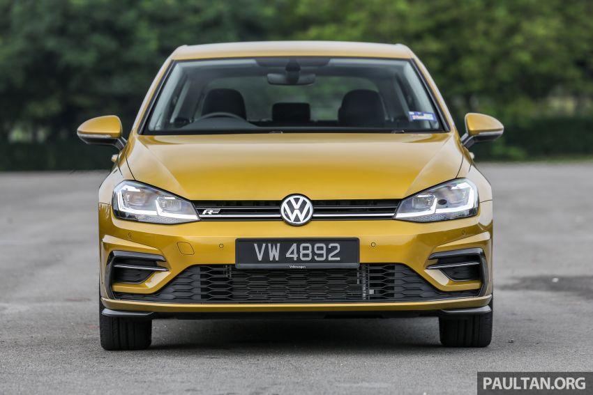 FIRST DRIVE: Mk7.5 Volkswagen Golf 1.4 TSI R-Line Image #902135