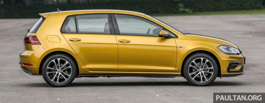 FIRST DRIVE: Mk7.5 Volkswagen Golf 1.4 TSI R-Line Image #902138