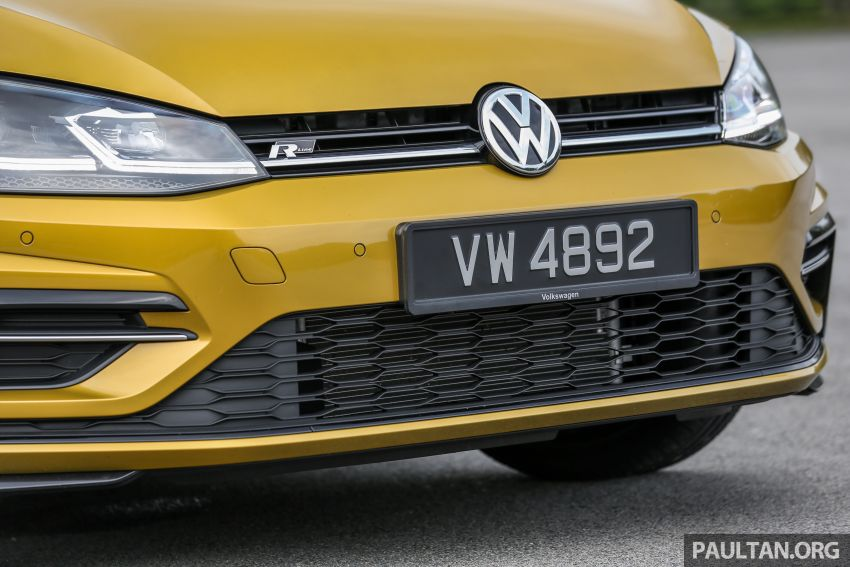 FIRST DRIVE: Mk7.5 Volkswagen Golf 1.4 TSI R-Line Image #902145