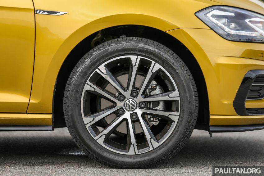 FIRST DRIVE: Mk7.5 Volkswagen Golf 1.4 TSI R-Line Image #902146