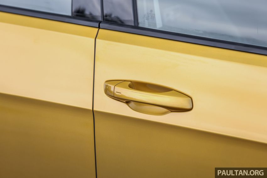 FIRST DRIVE: Mk7.5 Volkswagen Golf 1.4 TSI R-Line Image #902149