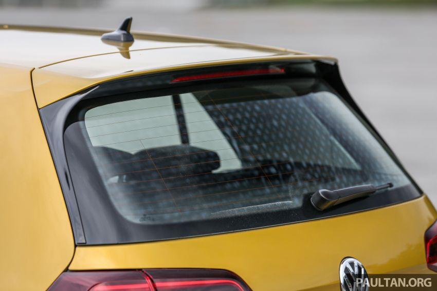 FIRST DRIVE: Mk7.5 Volkswagen Golf 1.4 TSI R-Line Image #902159