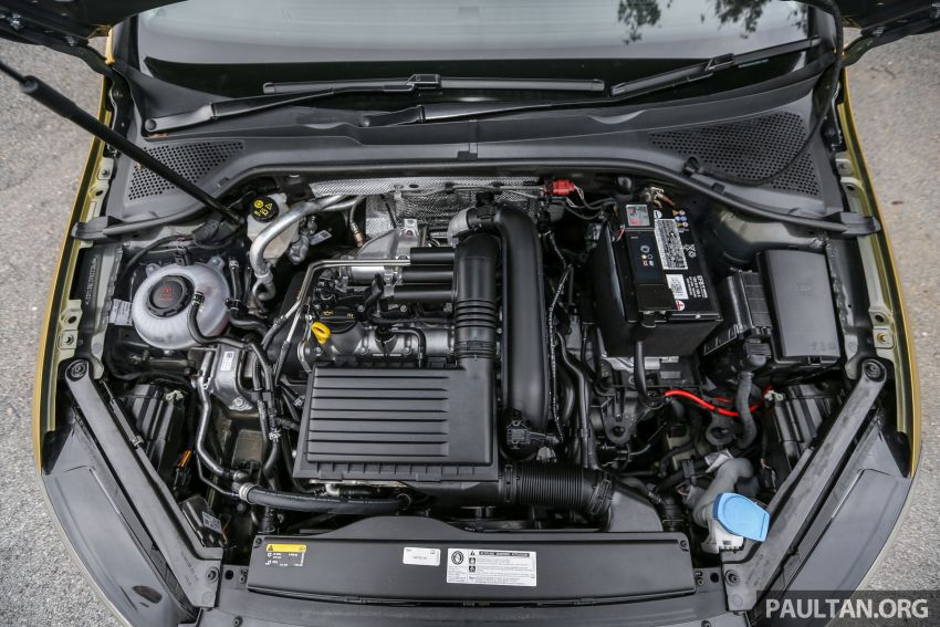 FIRST DRIVE: Mk7.5 Volkswagen Golf 1.4 TSI R-Line Image #902161