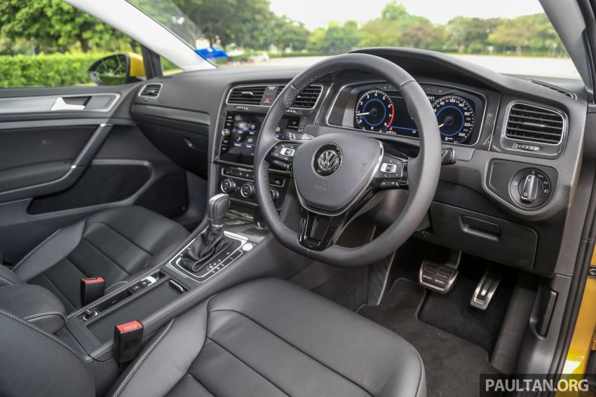 FIRST DRIVE: Mk7.5 Volkswagen Golf 1.4 TSI R-Line Image #902163