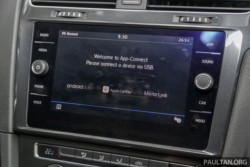 FIRST DRIVE: Mk7.5 Volkswagen Golf 1.4 TSI R-Line Image #902174