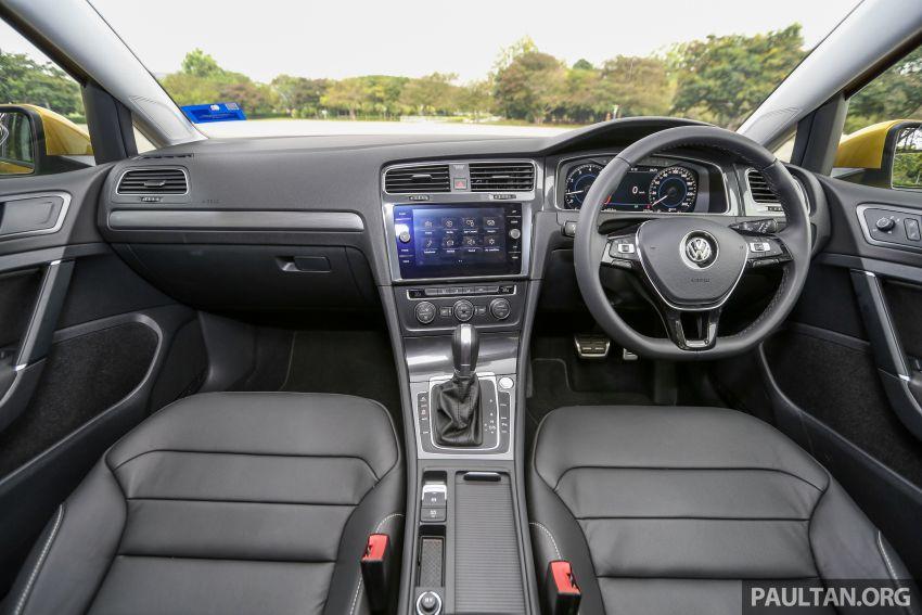 FIRST DRIVE: Mk7.5 Volkswagen Golf 1.4 TSI R-Line Image #902164