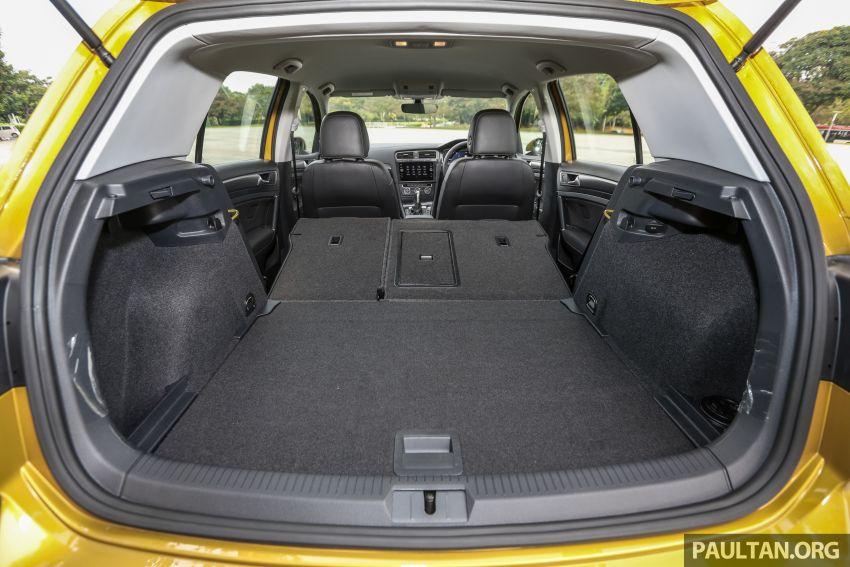 FIRST DRIVE: Mk7.5 Volkswagen Golf 1.4 TSI R-Line Image #902212