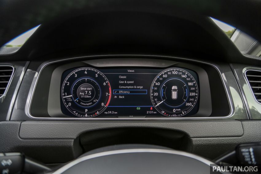 FIRST DRIVE: Mk7.5 Volkswagen Golf 1.4 TSI R-Line Image #902170
