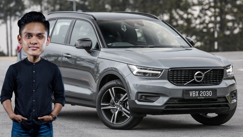 FIRST DRIVE: 2018 Volvo XC40 T5 AWD R-Design Image #902230