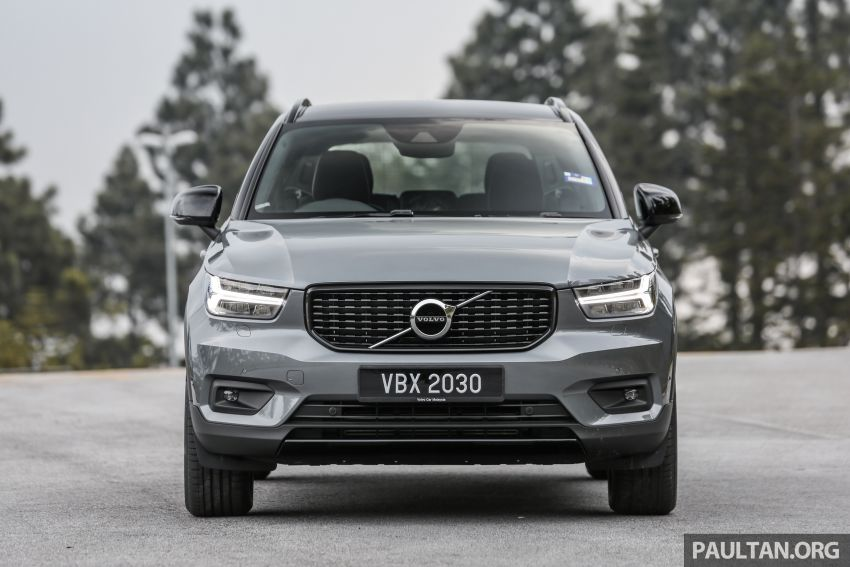 FIRST DRIVE: 2018 Volvo XC40 T5 AWD R-Design Image #902240