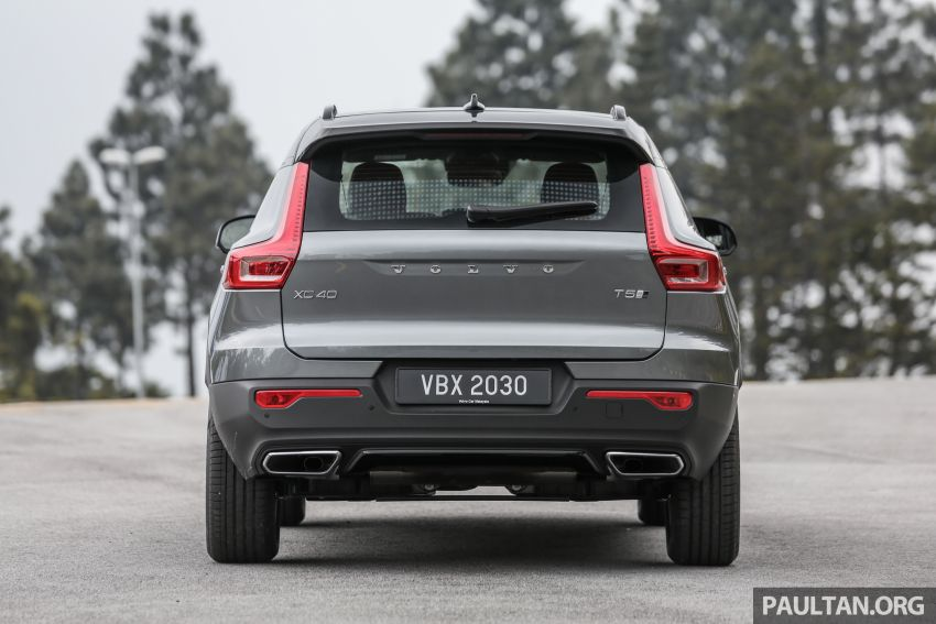 FIRST DRIVE: 2018 Volvo XC40 T5 AWD R-Design Image #902242