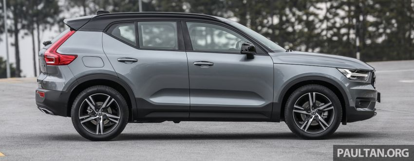 FIRST DRIVE: 2018 Volvo XC40 T5 AWD R-Design Image #902243