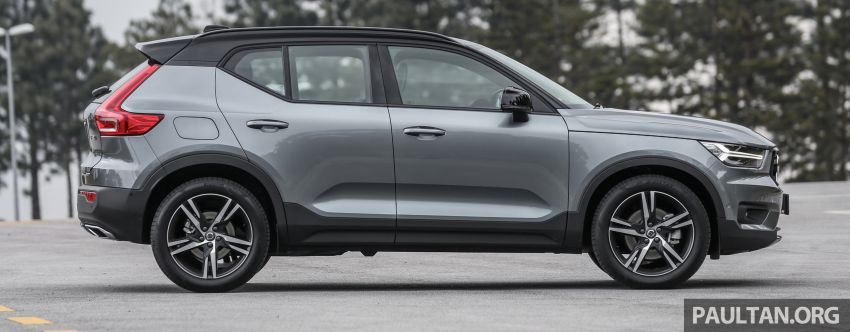 FIRST DRIVE: 2018 Volvo XC40 T5 AWD R-Design Image #902244