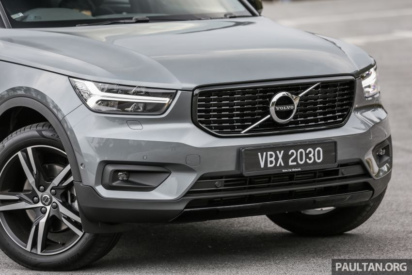 FIRST DRIVE: 2018 Volvo XC40 T5 AWD R-Design Image #902245