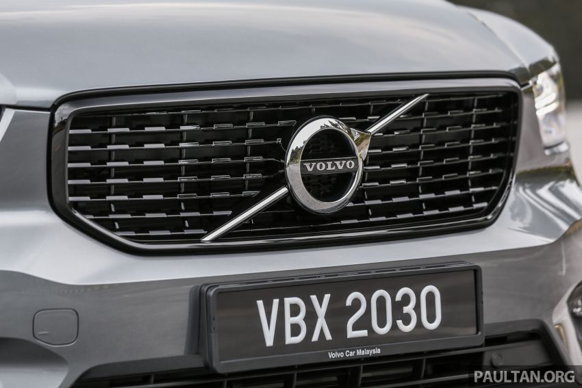 FIRST DRIVE: 2018 Volvo XC40 T5 AWD R-Design Image #902249
