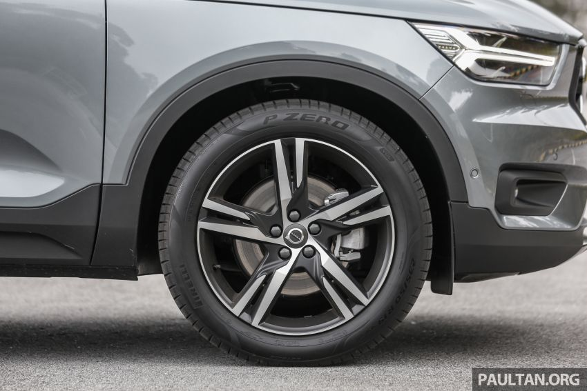 FIRST DRIVE: 2018 Volvo XC40 T5 AWD R-Design Image #902251
