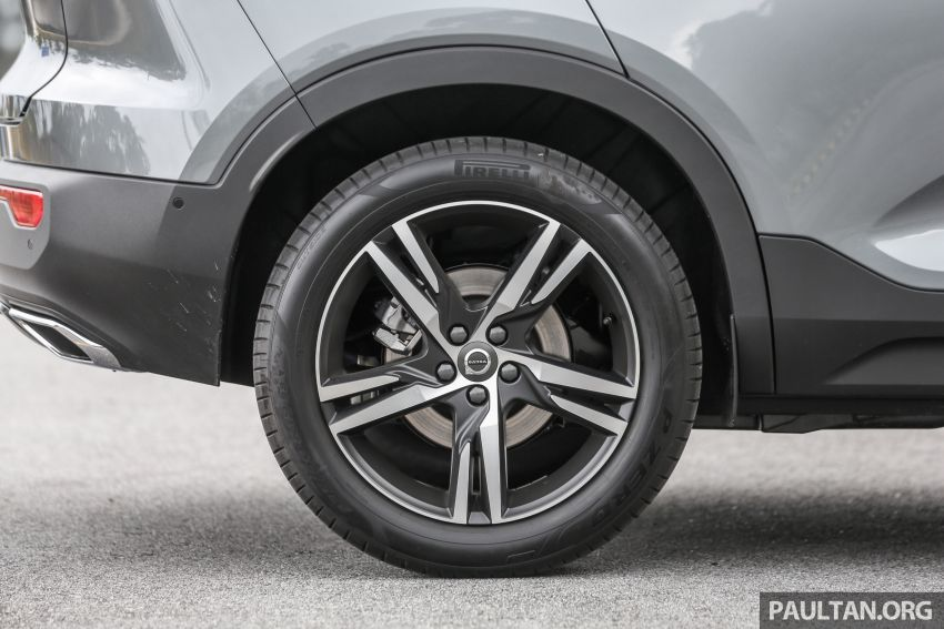 FIRST DRIVE: 2018 Volvo XC40 T5 AWD R-Design Image #902259