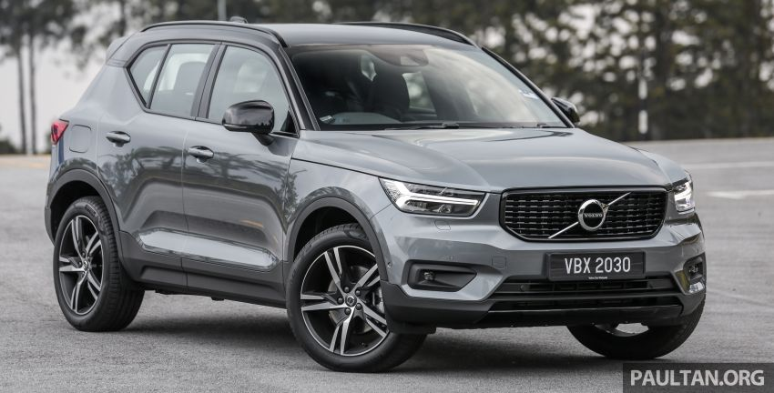 FIRST DRIVE: 2018 Volvo XC40 T5 AWD R-Design Image #902233