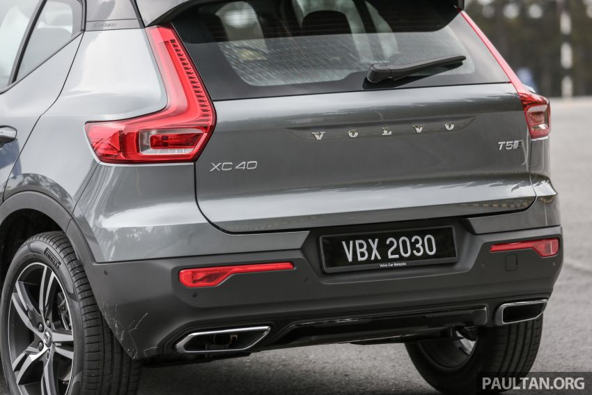 FIRST DRIVE: 2018 Volvo XC40 T5 AWD R-Design Image #902260