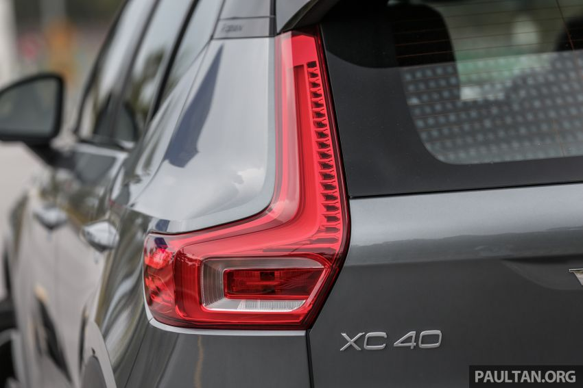 FIRST DRIVE: 2018 Volvo XC40 T5 AWD R-Design Image #902261