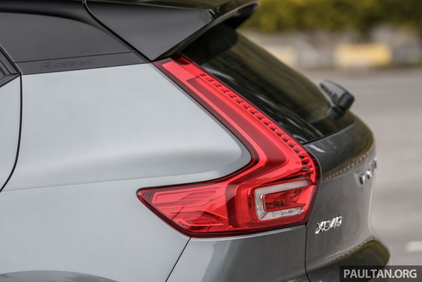 FIRST DRIVE: 2018 Volvo XC40 T5 AWD R-Design Image #902262
