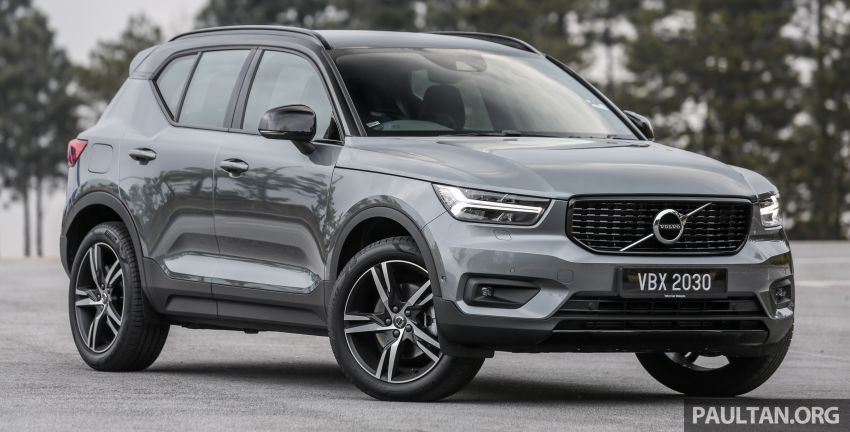 FIRST DRIVE: 2018 Volvo XC40 T5 AWD R-Design Image #902234